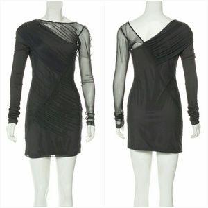 Rag & Bone Mesh Silk Dress